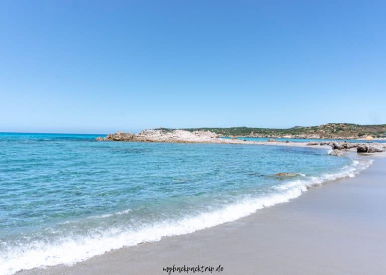 Rena Majori Beach Sardinien Tipps 1