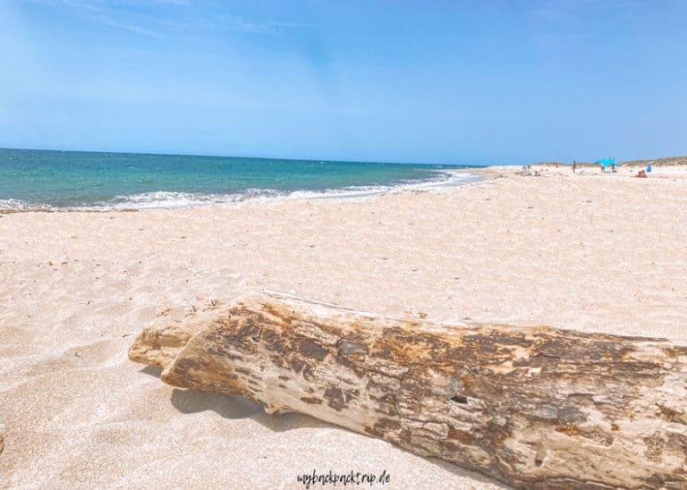Spiaggi di Maimoni Sardinien Rundreise