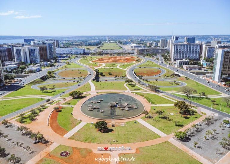 Brasilia Aussicht Reisetipps Rundreise