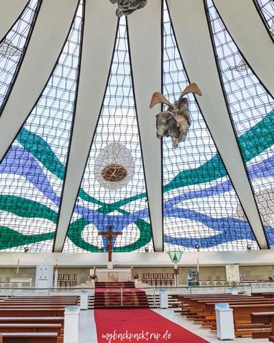 Brasilia Catedral Metropolitana Reisetipps 2