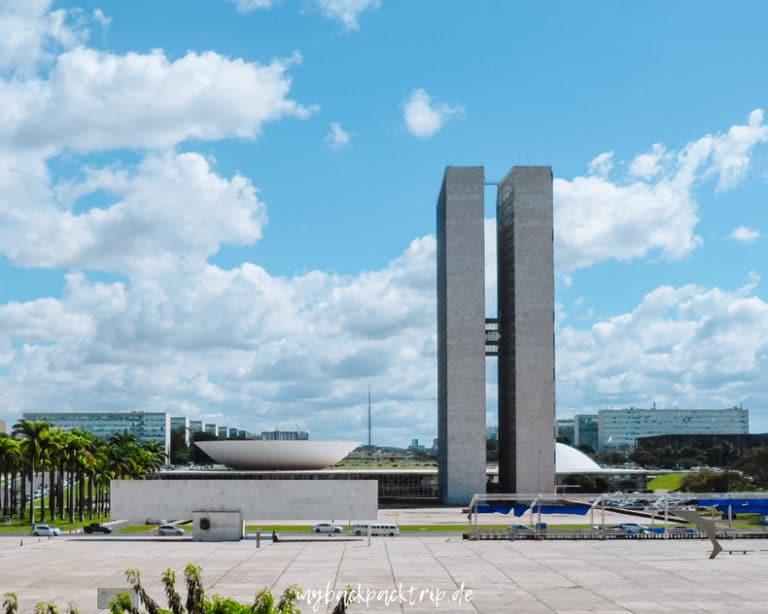 Brasilia Congresso Nacional Reisetipps 3