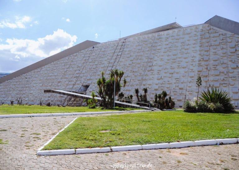 Brasilia Teatro Nacional Sehenswuerdigkeiten 2