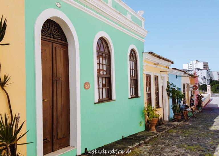 Salvador Brasilien Reisetipps Sehenswuerdigkeiten