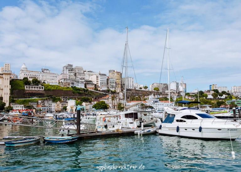 Salvador Hafen Brasilien Reisetipps