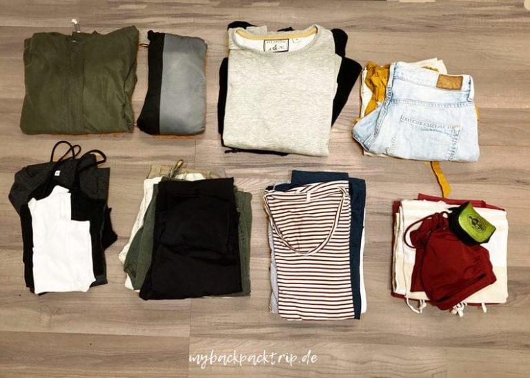 Kleidung für eine Safari Reise in Afrika