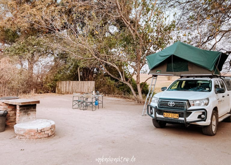 Packliste Nuetzliches Namibia Botswana Camping