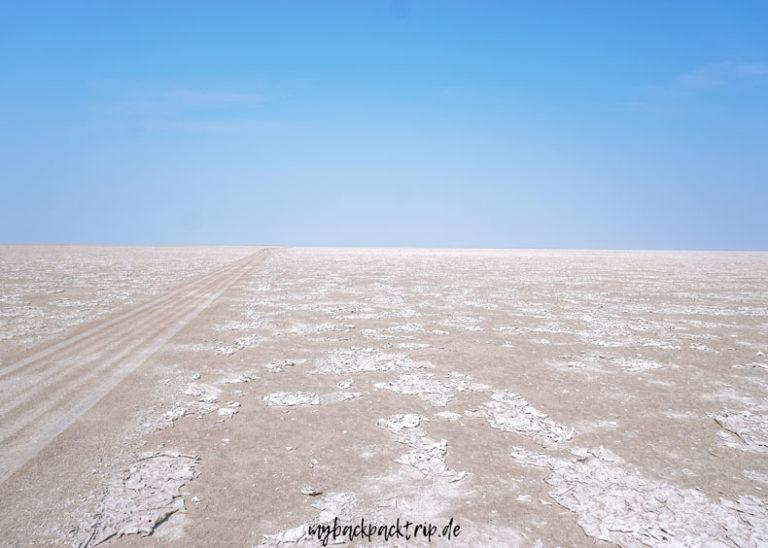 Botswana Makgadikgadi Pans