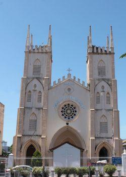 St. Pauls Church Melaka   Malaysia Rundreise: Reisebericht, Reisetipps, Routen, Highlights, Reiseblog
