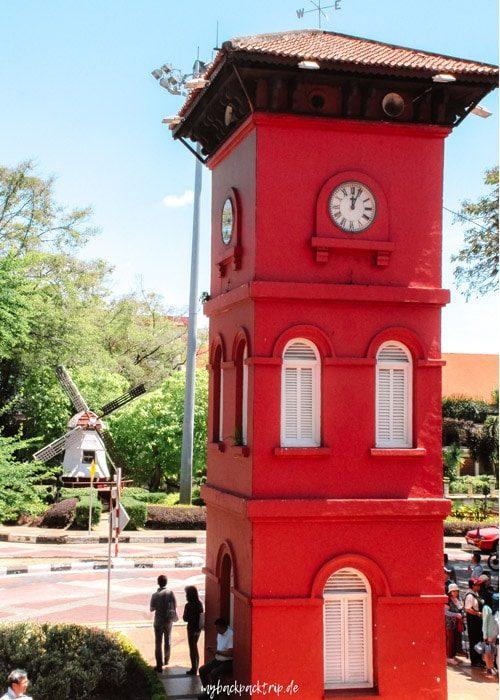Clock_Tower_Melaka_Malaysia_Sehenswuerdigkeit