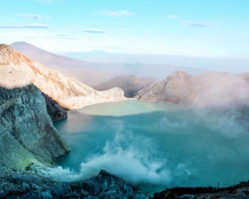 Vulkan Ijen  Reiseblog   Reisebericht Java Indonesien: Reisetipps, Highlights