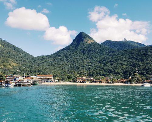 Ilha Grande Wasserfälle   Brasilien Reisebericht Rundreise, Highlights, Reisetipps