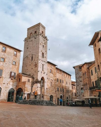 San_Gimignano_Italien_Toskana_Rundreise