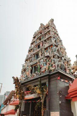 Sri Veeramakaliamman Temple Singapur | Singapur Reise: Reisebericht, Reisetipps, Routen, Highlights, Reiseblog