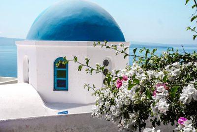 Santorini | Reiseblog Griechenland Inselhuepfen Klykaden: Reisetipps, Route, Highlights
